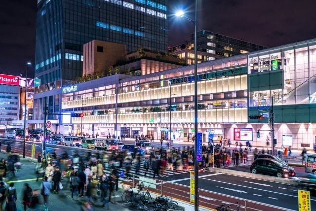 【世界の駅の乗降客数ランキング】あなたが使う駅の世界ランクは? 11番目の画像