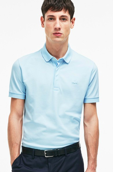 ポロシャツ選びのコツは「生地」にあり!大人メンズのポロシャツコーデ18選 12番目の画像