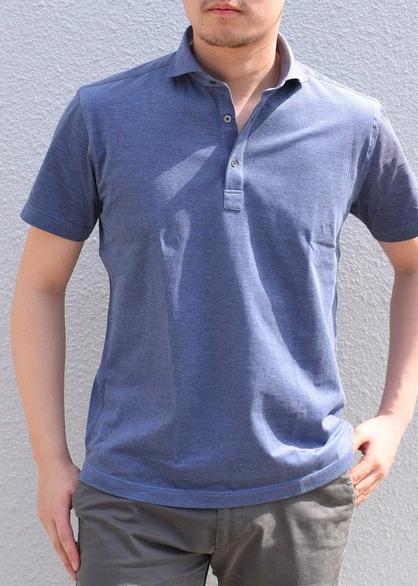 ポロシャツ選びのコツは「生地」にあり!大人メンズのポロシャツコーデ18選 13番目の画像