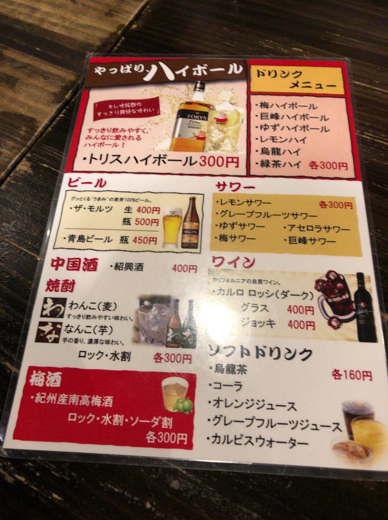高円寺、アルコールコール。冷めてもカリッもちっ焼き小籠包の店「孫ちゃん」 13番目の画像