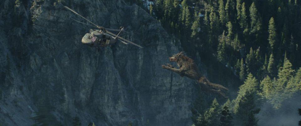 巨獣よりもザ・ロックさまの不死身度がヤバい?モンスターパニック「ランペイジ」でストレス発散! 3番目の画像