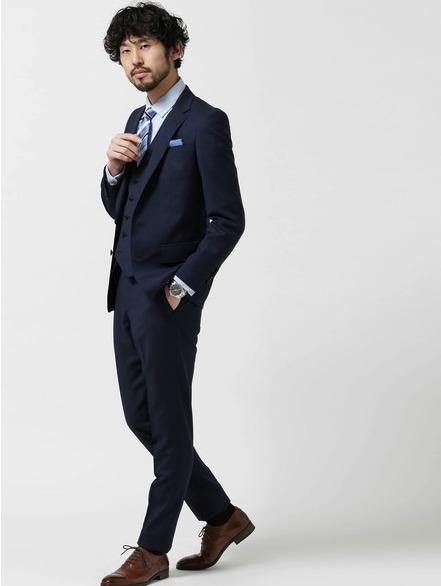 結婚式にNGなスーツって?男性ゲストの結婚式服装マナー&王道スーツコーデ 13番目の画像