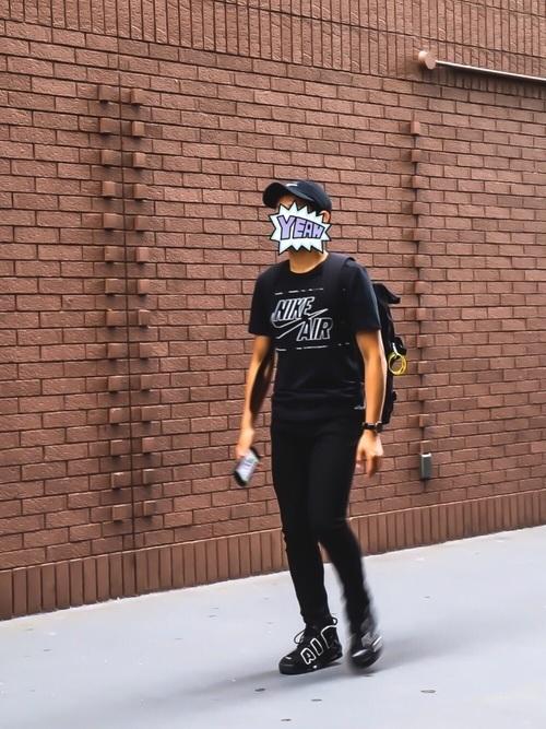 春夏スポーツMIXはナイキTシャツコーデで決まり!ナイキTシャツの着こなしテクニック8つ 2番目の画像