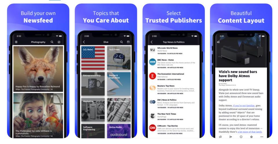 【種類別】いつでも情報収集ができる無料ニュースアプリ8選 6番目の画像