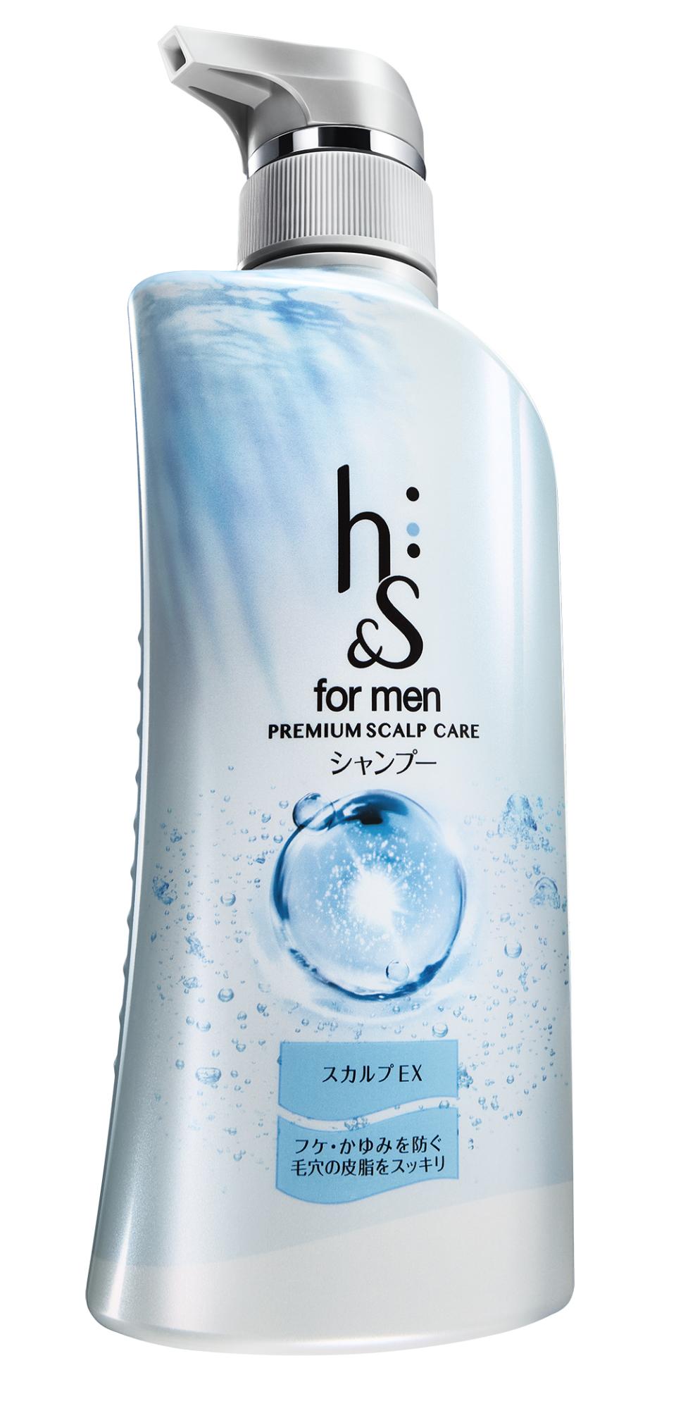 ベタつくスタイリング剤が残ると頭皮トラブルの原因に!一発洗浄できるシャンプーで髪と地肌をリセット 3番目の画像