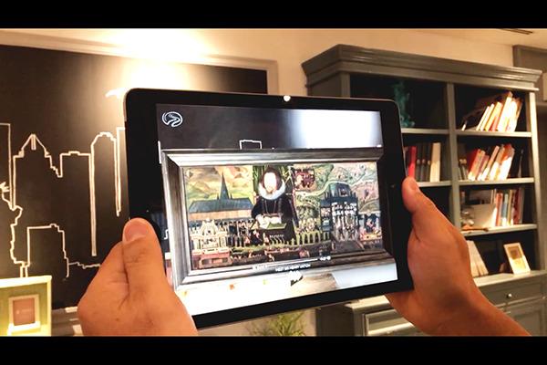 西田宗千佳のトレンドノート:iPhone/iPadのARアプリは進化していた!使える・遊べるアプリ3本 8番目の画像