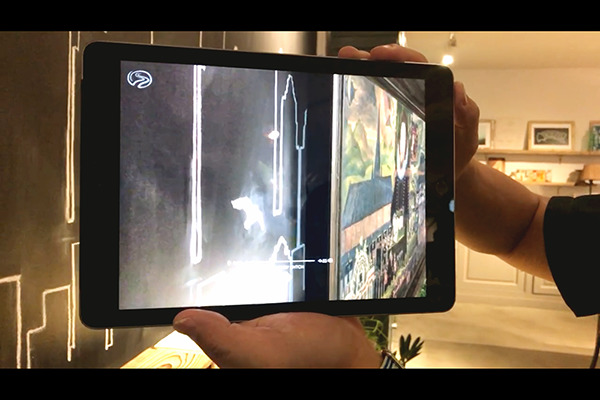 西田宗千佳のトレンドノート:iPhone/iPadのARアプリは進化していた!使える・遊べるアプリ3本 9番目の画像