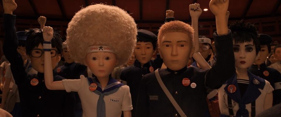フェイクジャパンがぎっしり詰まったストップモーションアニメ「犬ヶ島」に注がれた高い美意識 4番目の画像