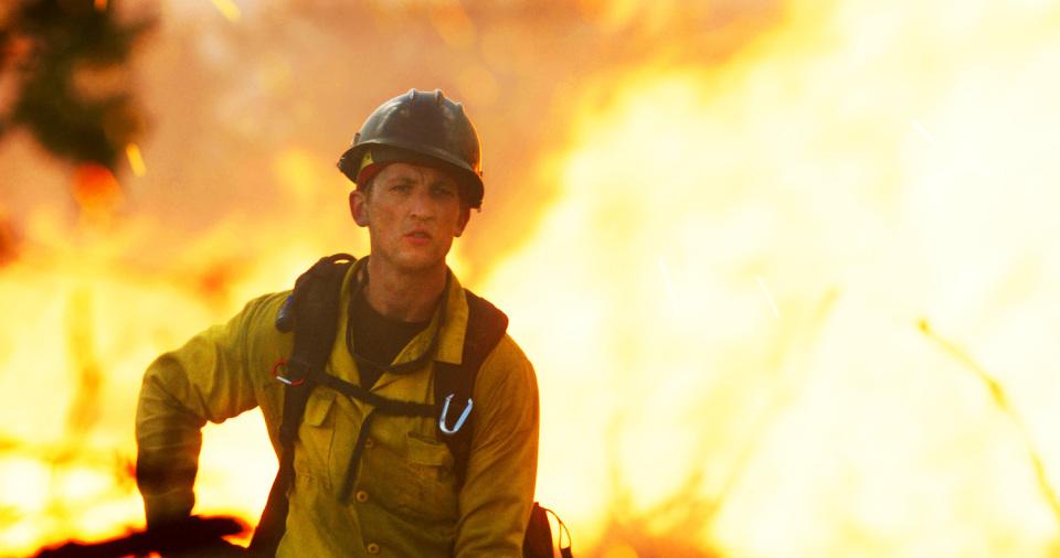 山火事は空からではなく地上で消せ!!森林消防隊の実話を基にしたヒューマンドラマ「オンリー・ザ・ブレイブ」 1番目の画像