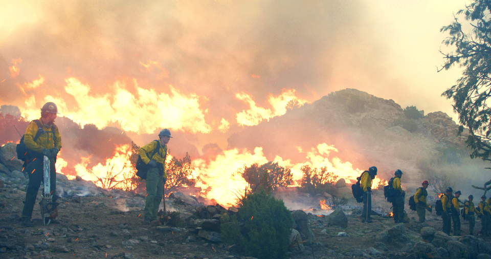 山火事は空からではなく地上で消せ!!森林消防隊の実話を基にしたヒューマンドラマ「オンリー・ザ・ブレイブ」 2番目の画像