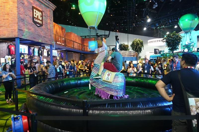 西田宗千佳のトレンドノート:「コミュニティ」こそがゲームの命、E3 2018から見えた今のゲーム業界 5番目の画像