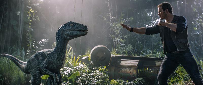 新ハイブリッド恐竜インドラプトルは人間を欺く?「ジュラシック・ワールド╱炎の王国」の楽しみ方 4番目の画像