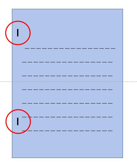 【ホチキスの止め方】正しい位置は右上?左上?ホチキス止めのマナー 8番目の画像