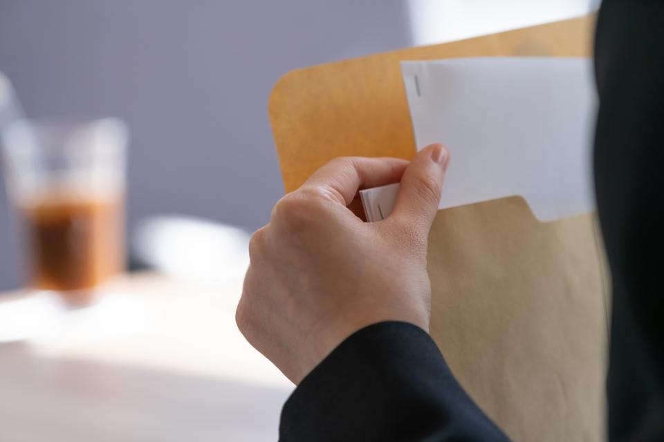 【例文】履歴書・職務経歴書の送付状(添え状)の書き方・送り方 5番目の画像