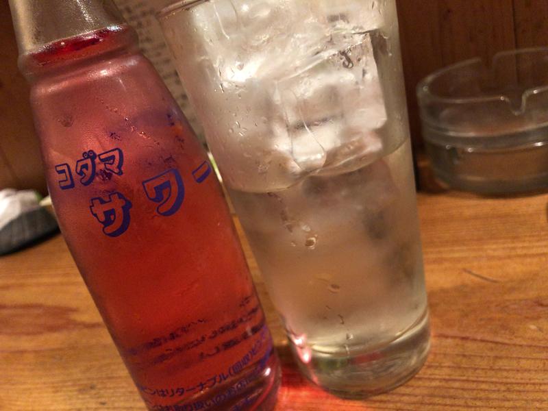 高円寺、アルコールコール。懐かしの味、バイスサワーでしっとり飲み「やきとり Sugi」 1番目の画像