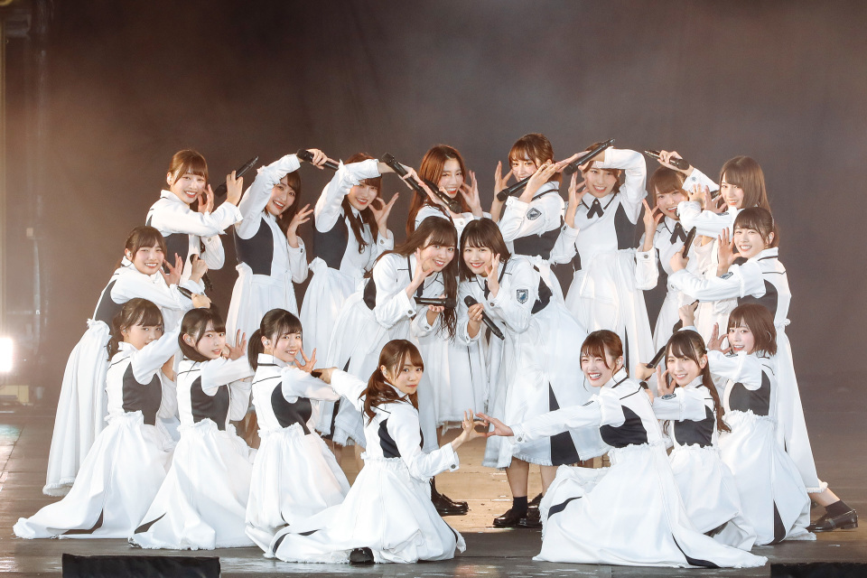 富士急合同ライブ・欅共和国2018で予感させた「けやき坂46」のハッピーオーラ旋風 1番目の画像