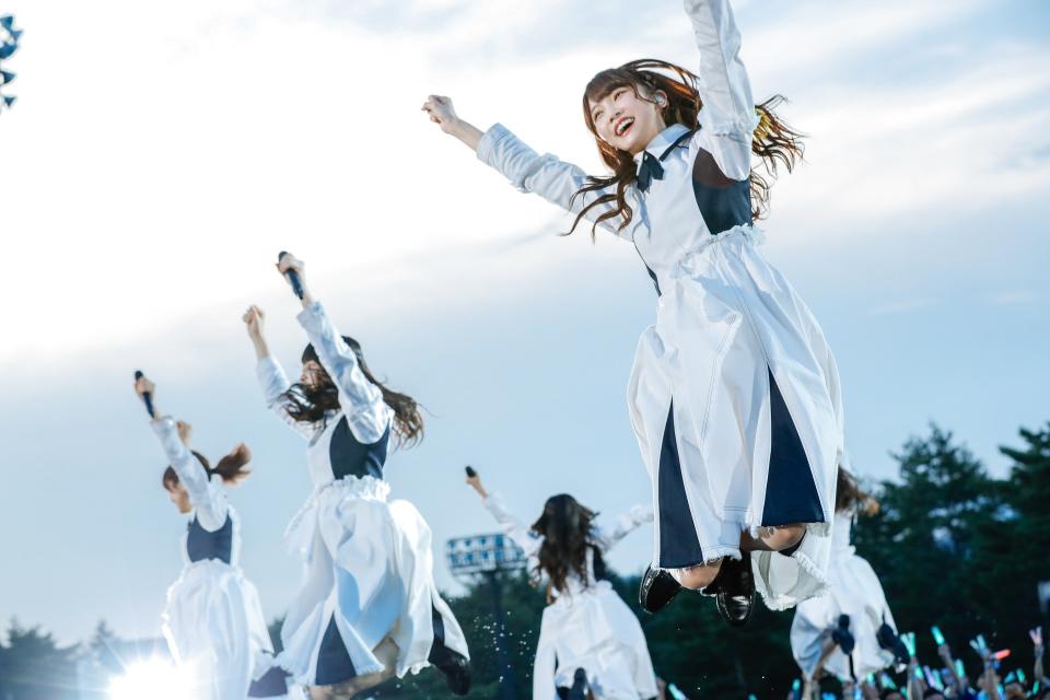 富士急合同ライブ・欅共和国2018で予感させた「けやき坂46」のハッピーオーラ旋風 6番目の画像