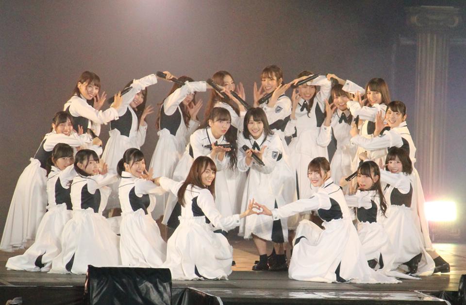富士急合同ライブ・欅共和国2018で予感させた「けやき坂46」のハッピーオーラ旋風 15番目の画像