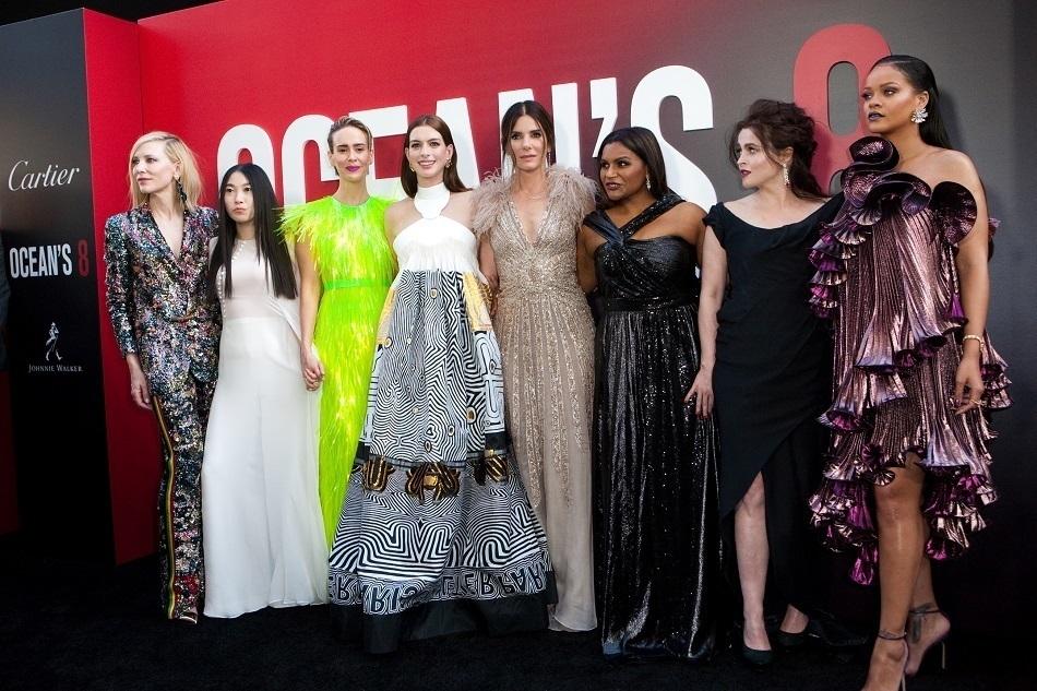 映画×ファッション×アート各界が理想的なコラボ!「オーシャンズ8」が無敵な理由 2番目の画像