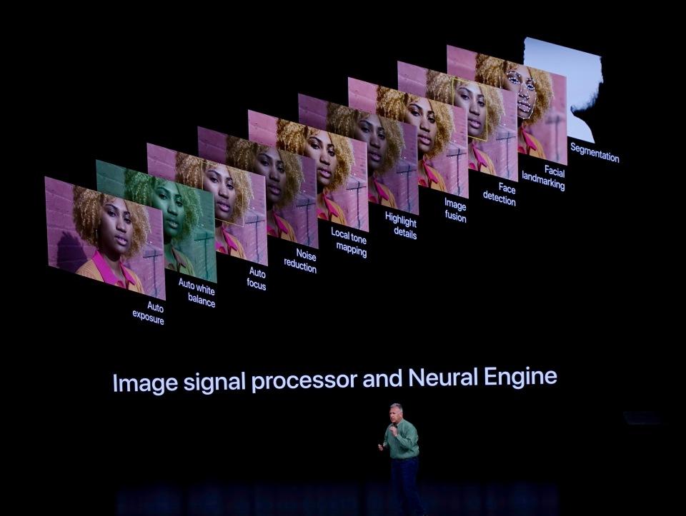西田宗千佳のトレンドノート:新iPhoneの「心臓」からアップルの未来が見える 7番目の画像