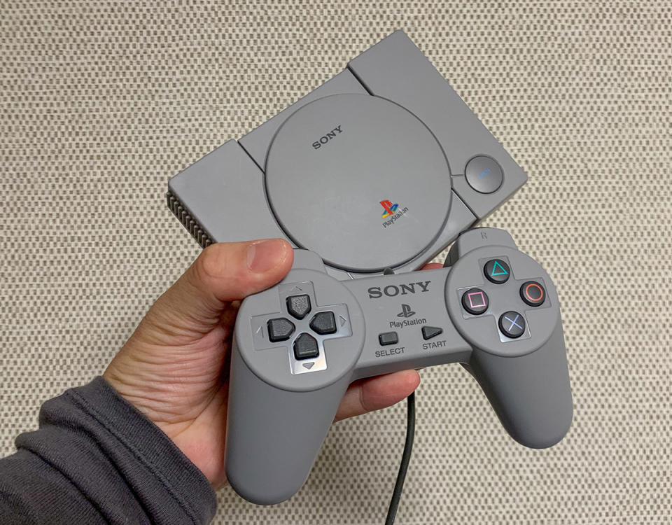西田宗千佳のトレンドノート:PlayStation Classic発売、なぜ今「昔のゲーム機」が続々出るのか 2番目の画像