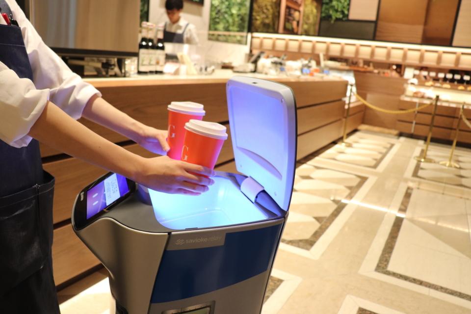 カフェ店員不要の時代?!デリバリーロボットによる次世代カフェとは? 2番目の画像