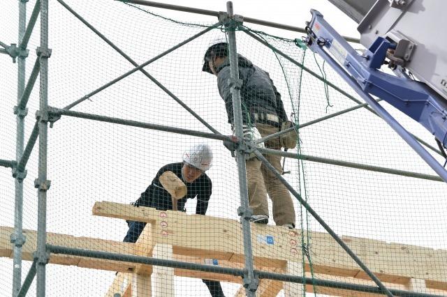 次世代を担う新世代が建築業界を救う。「社員大工」による職人不足への取り組み 2番目の画像