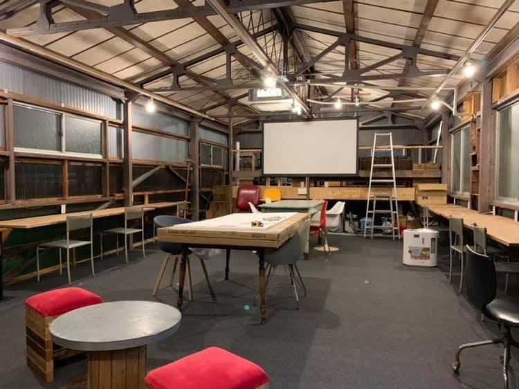 元鉄工所倉庫をリノベーション。草加市で初のコワーキングスペースがオープン! 1番目の画像