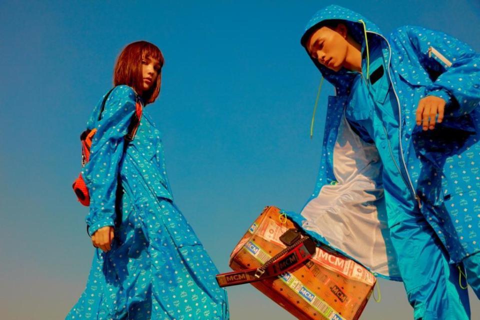 誰よりも早く春の通勤バッグをチェック!  「MCM」の2019年春夏コレクションを体感しに、伊勢丹新宿店本館にポップアップストアへ 1番目の画像