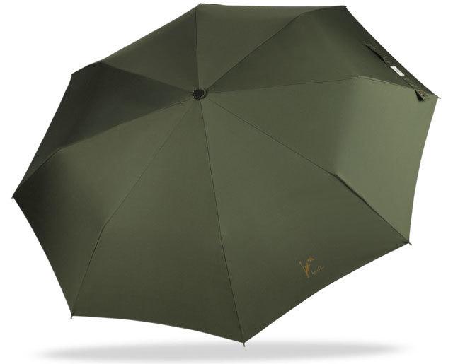 スタイリッシュな英国デザイン。ボタン一発自動開閉の折りたたみ傘「Balios」日本上陸 8番目の画像