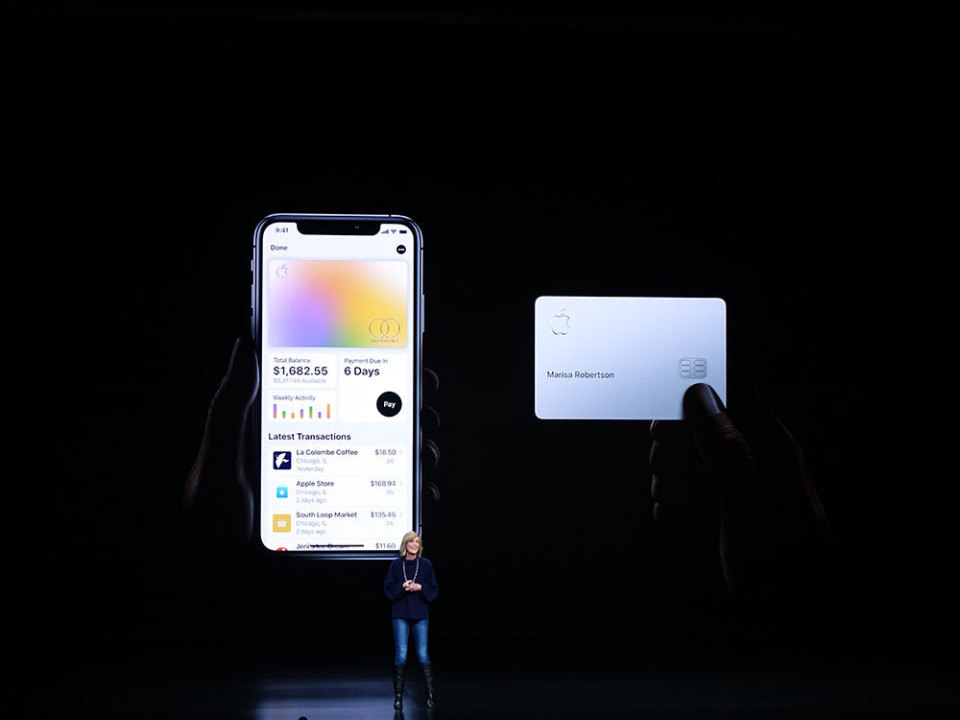 石野純也のモバイル活用術:なぜ今、アップルがクレジットカード「Apple Card」をわざわざ出すのか 1番目の画像