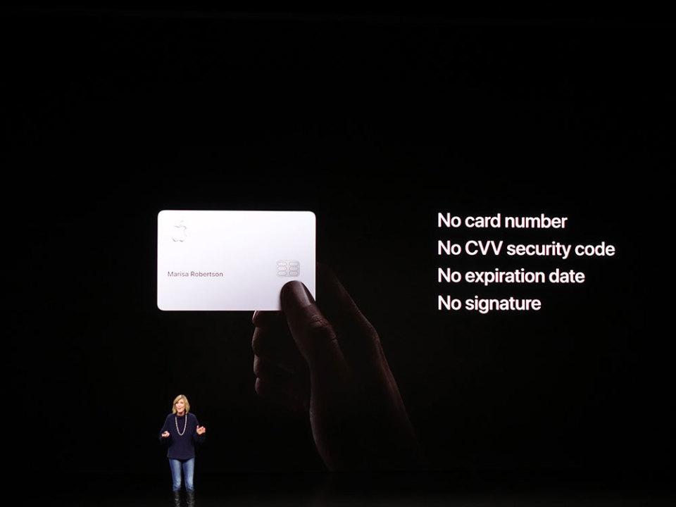 石野純也のモバイル活用術:なぜ今、アップルがクレジットカード「Apple Card」をわざわざ出すのか 2番目の画像