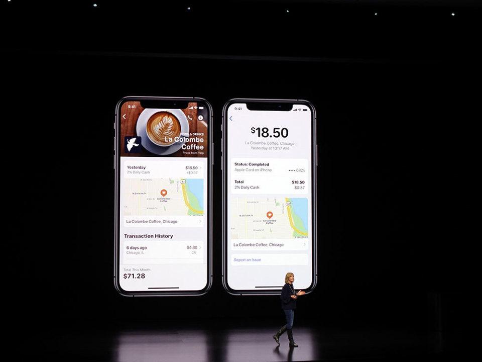 石野純也のモバイル活用術:なぜ今、アップルがクレジットカード「Apple Card」をわざわざ出すのか 3番目の画像