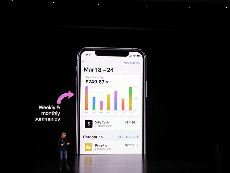 石野純也のモバイル活用術:なぜ今、アップルがクレジットカード「Apple Card」をわざわざ出すのか 4番目の画像