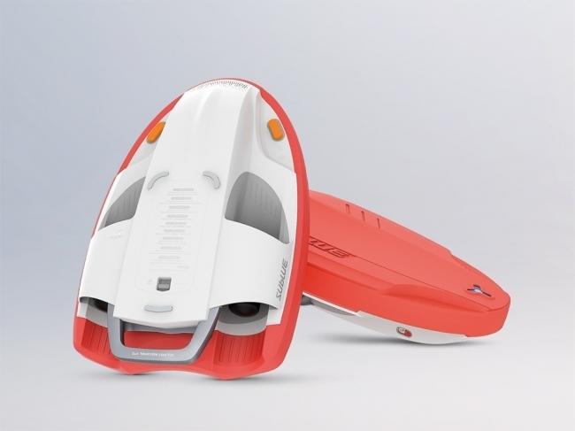 マリンダイビングフェア 2019で今夏新発売予定のSUBLUE社製水中スクーター「SEABOW」「Swii」が登場 3番目の画像