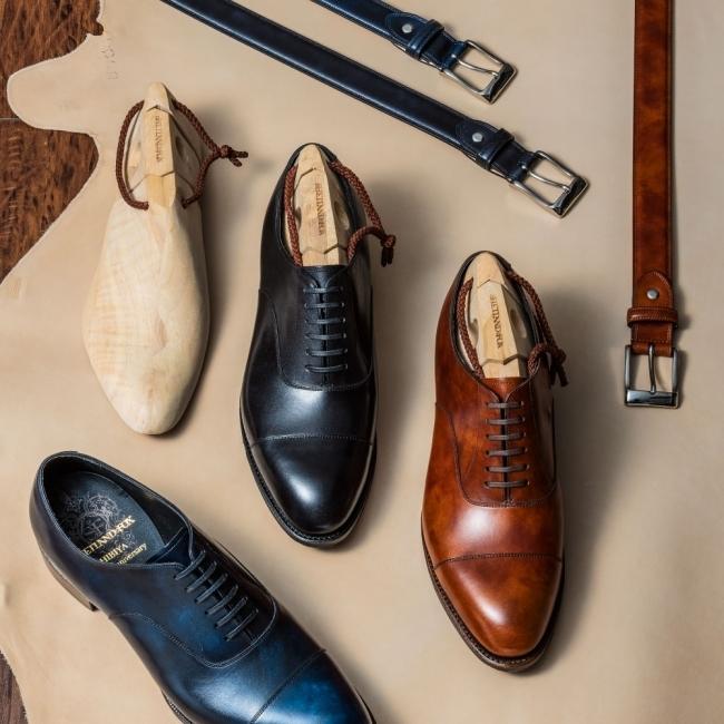 日本人のための日本製靴ブランド「SHETLANDFOX」 10th Anniversaryスペシャルモデルを販売 1番目の画像
