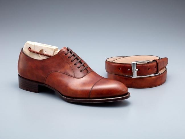 日本人のための日本製靴ブランド「SHETLANDFOX」 10th Anniversaryスペシャルモデルを販売 3番目の画像