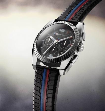 BMWのスポーツスピリットを反映。夏の腕時計コレクションが登場 1番目の画像