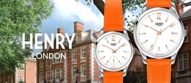 絶対外せないプレゼンの日は、ビタミンカラーで気分を上げるべし。英時計ブランド「ヘンリーロンドン」から日本限定モデルが新登場 1番目の画像