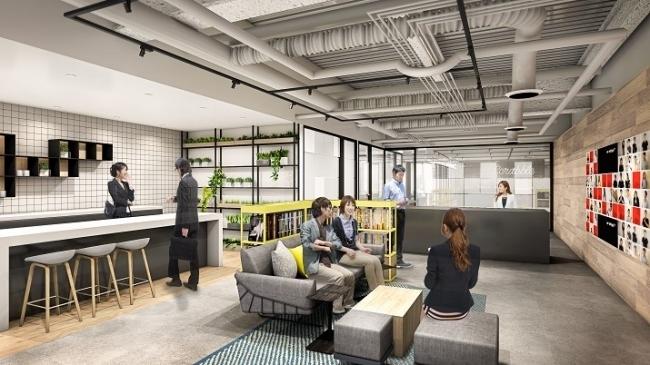 ミレニアム世代の多様な働き方に対応したサービスオフィス『クロスオフィス六本木』が7月10日オープン 3番目の画像