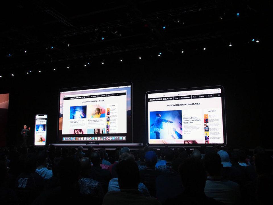 石野純也のモバイル活用術:スマホの進化系からコンピューターへ。新登場のiPadOSを徹底解説【WWDC 2019】 5番目の画像