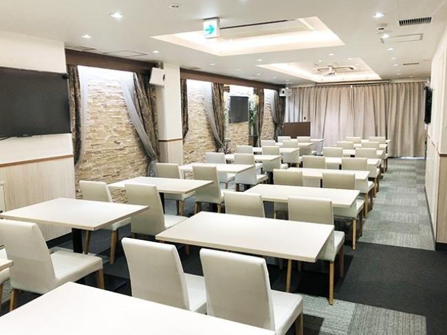 セミナーが終わったら即懇親会!新感覚の貸会議室が上野にオープン 2番目の画像