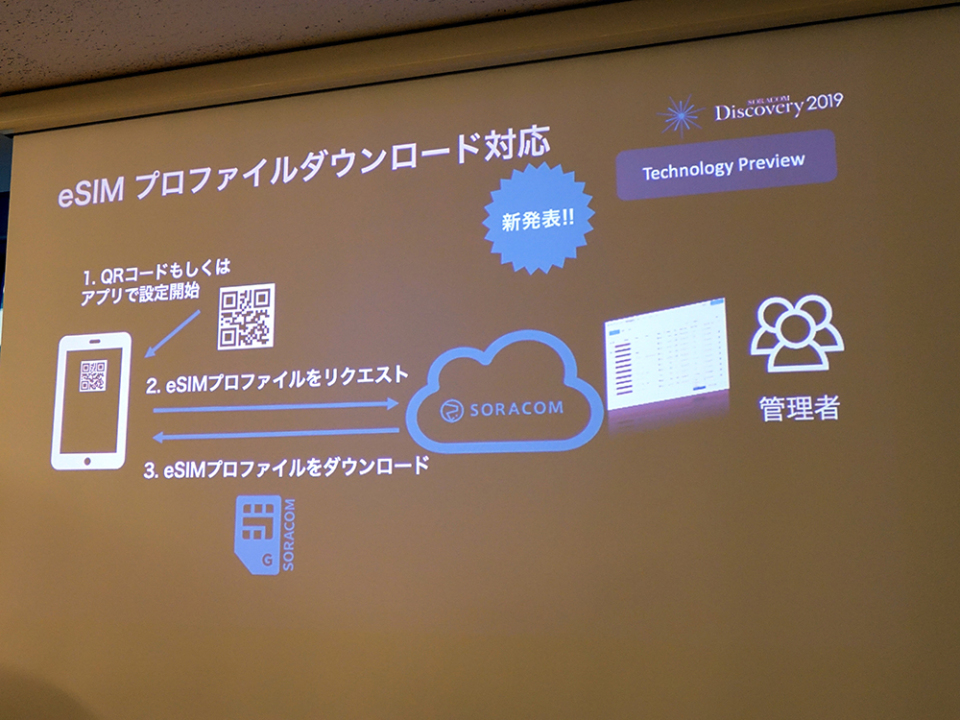 石野純也のモバイル活用術:躍進中のIoT特化MVNO「ソラコム」が新サービスを発表 7番目の画像