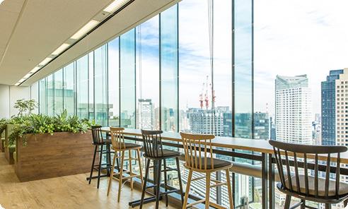 六本木一丁目駅直結!ビジネスを加速させる空間、ビジネスサロン「BIZHUB TOKYO」8月初旬オープン 5番目の画像