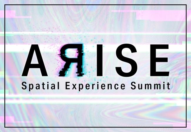 ARコミュニティイベント「ARISE」発足!中国ARハードウェアスタートアップ「nreal」や建築家の豊田啓介氏の登壇が決定 1番目の画像