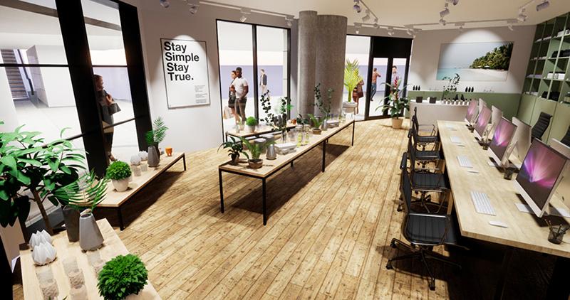 「こんなところで働いてみたい」恵比寿ガーデンプレイスにワークスペースが今秋オープン&先行内覧会登録を開始 2番目の画像