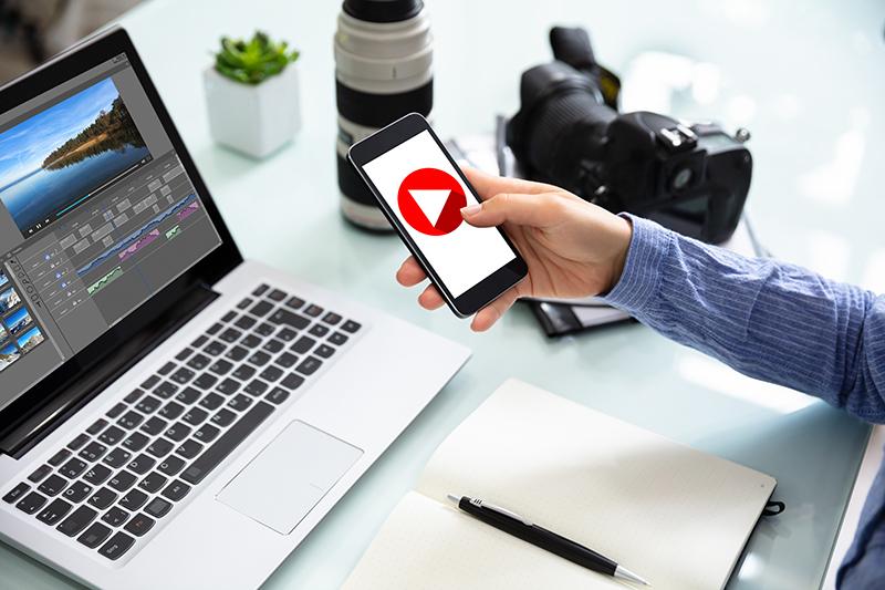 動画を撮って送るだけで二次利用も可能なPR動画に!無料の動画編集サービス「タダビ」が8月5日(月)スタート 1番目の画像