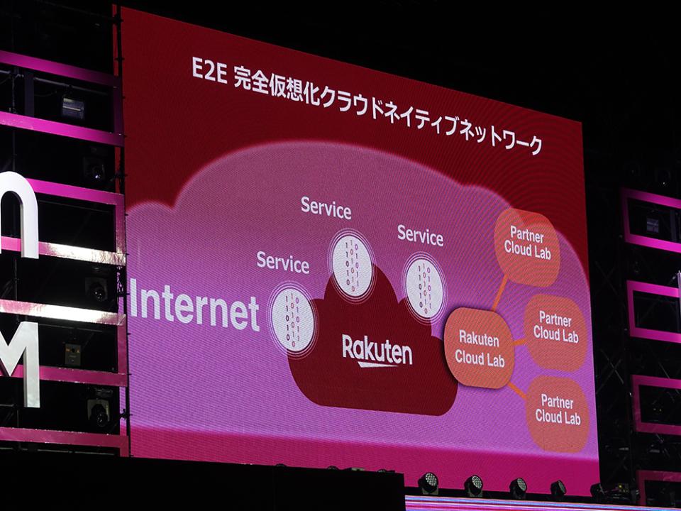 石野純也のモバイル活用術:10月開始の楽天の自社回線サービス、メリットと不安要素とは? 2番目の画像