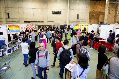 誰もが自分らしく働くために。日本初、ダイバーシティに関するキャリアフォーラム「RAINBOW CROSSING TOKYO 2019」参加申し込み受付中 2番目の画像