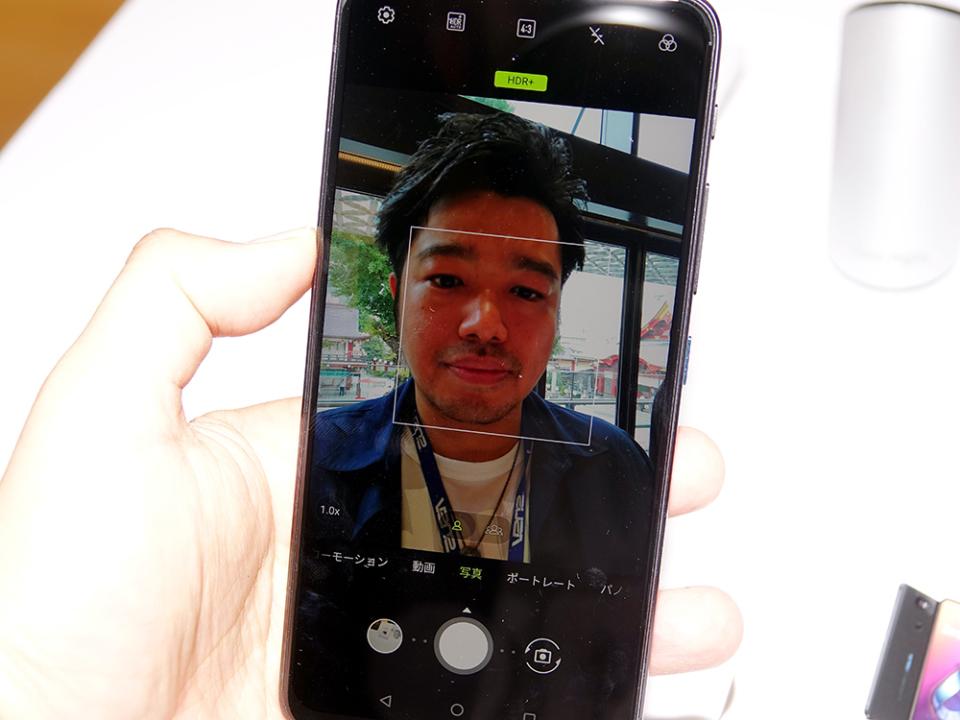 フリップカメラ搭載!ASUSのSIMフリースマホ「ZenFone 6」は意外とコスパがいい!?【石野純也のモバイル活用術】 4番目の画像